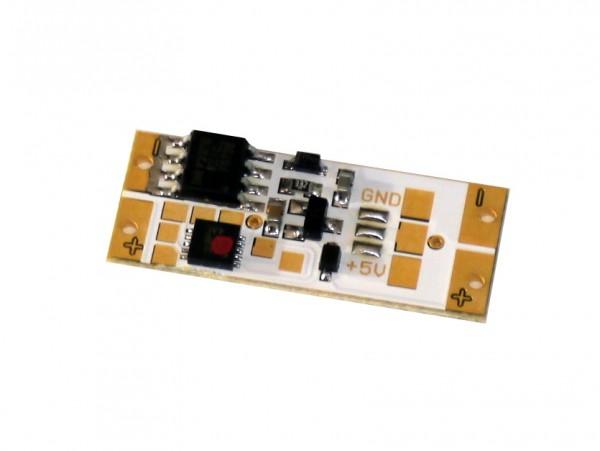 Smart-LED-Dimmer max. 6A für ext. potentialfreiem Tastkontakt