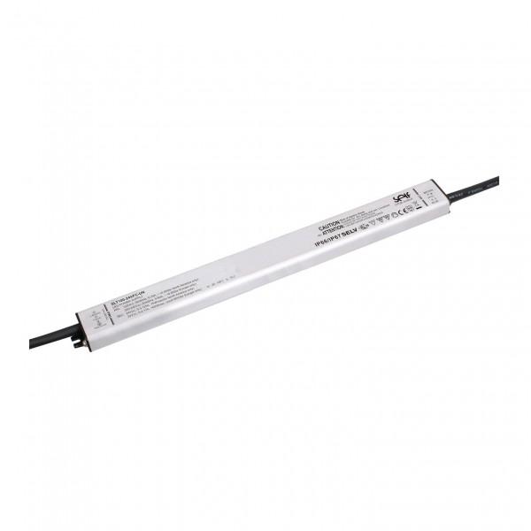 LED-Möbeleinbaunetzteil 100W 24V extraslim wasserdicht