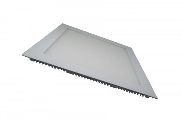 15W LED Slim-Einbauleuchte XQ 7670 quadratisch warmweiß
